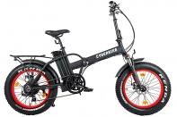 Велогибрид Cyberbike 500 Вт Черно-красный