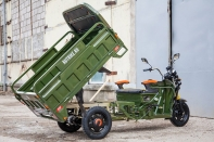 Rutrike Дукат 1500 60V1000W (Зеленый-1968)