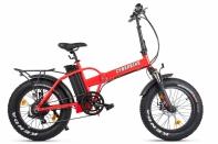 Велогибрид Cyberbike 500 Вт Красно-черный