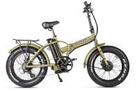 Велогибрид WELLNESS BAD DUAL NEW army green