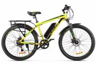 Велогибрид Eltreco XT 800 new Желтый