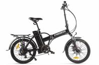 Велогибрид Cyberbike LINE Черный