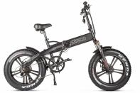 Велогибрид Eltreco INSIDER matt black