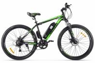 Велогибрид Eltreco XT 600 Черно-зеленый