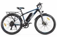 Велогибрид Eltreco XT 850 new черно-синий