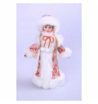 Снегурочка с ёмкостью для конфет, 38 см