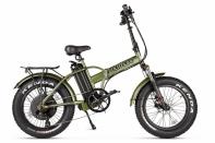 Велогибрид Eltreco MULTIWATT army green