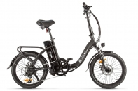 Велогибрид Eltreco Wave 350W black