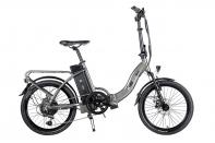Велогибрид Eltreco Wave 350W gray