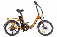 Велогибрид Eltreco Wave 350W orange