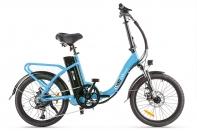 Велогибрид Eltreco Wave 350W blue