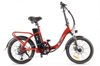 Велогибрид Eltreco Wave 350W red