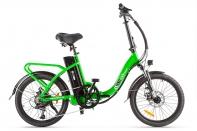 Велогибрид Eltreco Wave 350W green