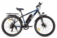 Велогибрид Eltreco XT 750 black