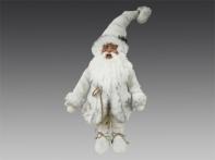 Санта в высоком колпаке и унтах, 36х30х112 см