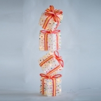 """Световая игрушка """"Подарки"""" (коллекция """"Сланди""""), высота 86 см"""
