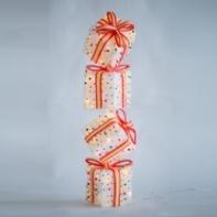 """Световая игрушка """"Подарки"""" (коллекция """"Сланди""""), высота 115 см"""